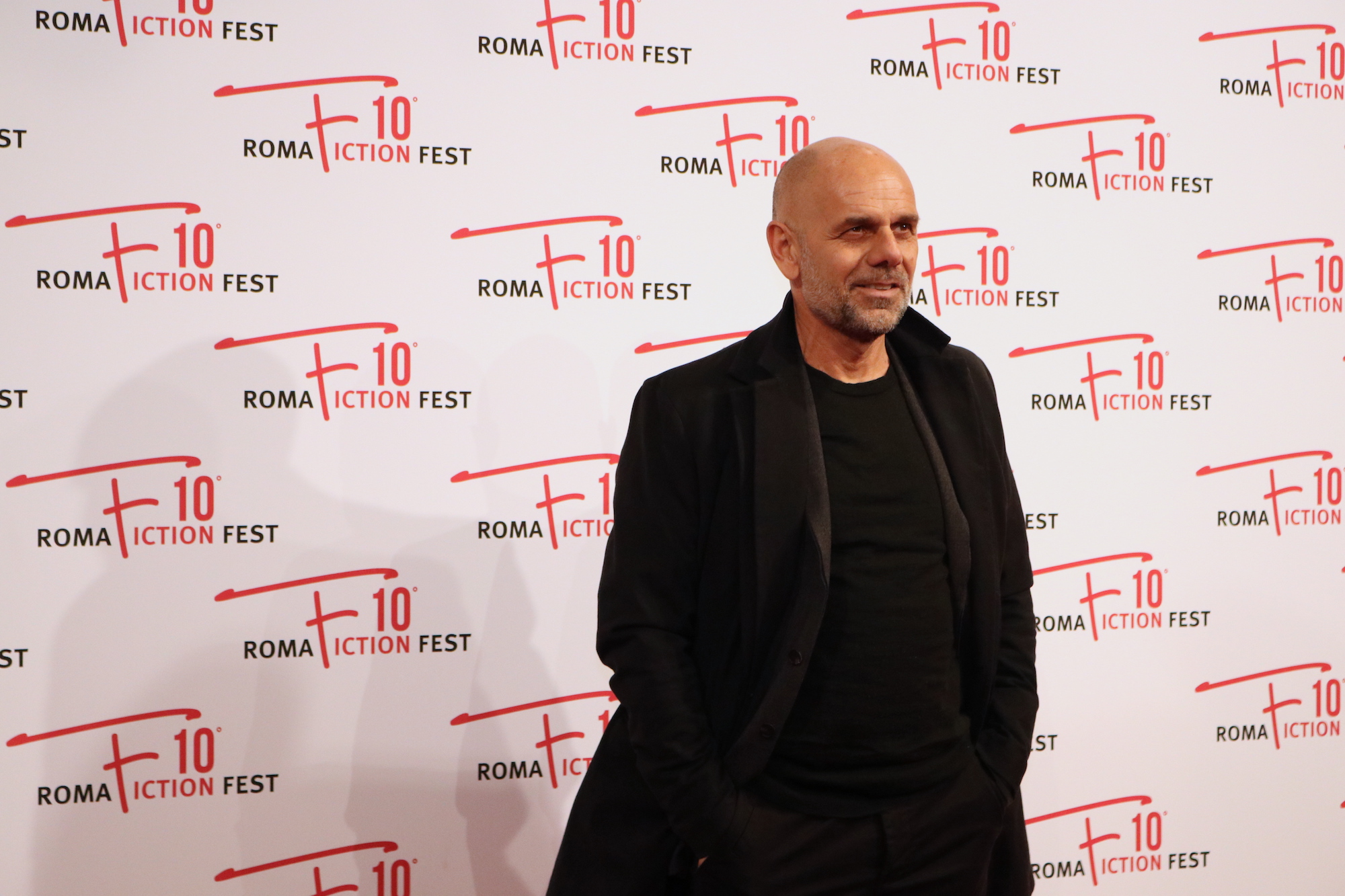 Roma Fiction Fest 2016: Riccardo Milani sul red carpet di Di padre in figlia