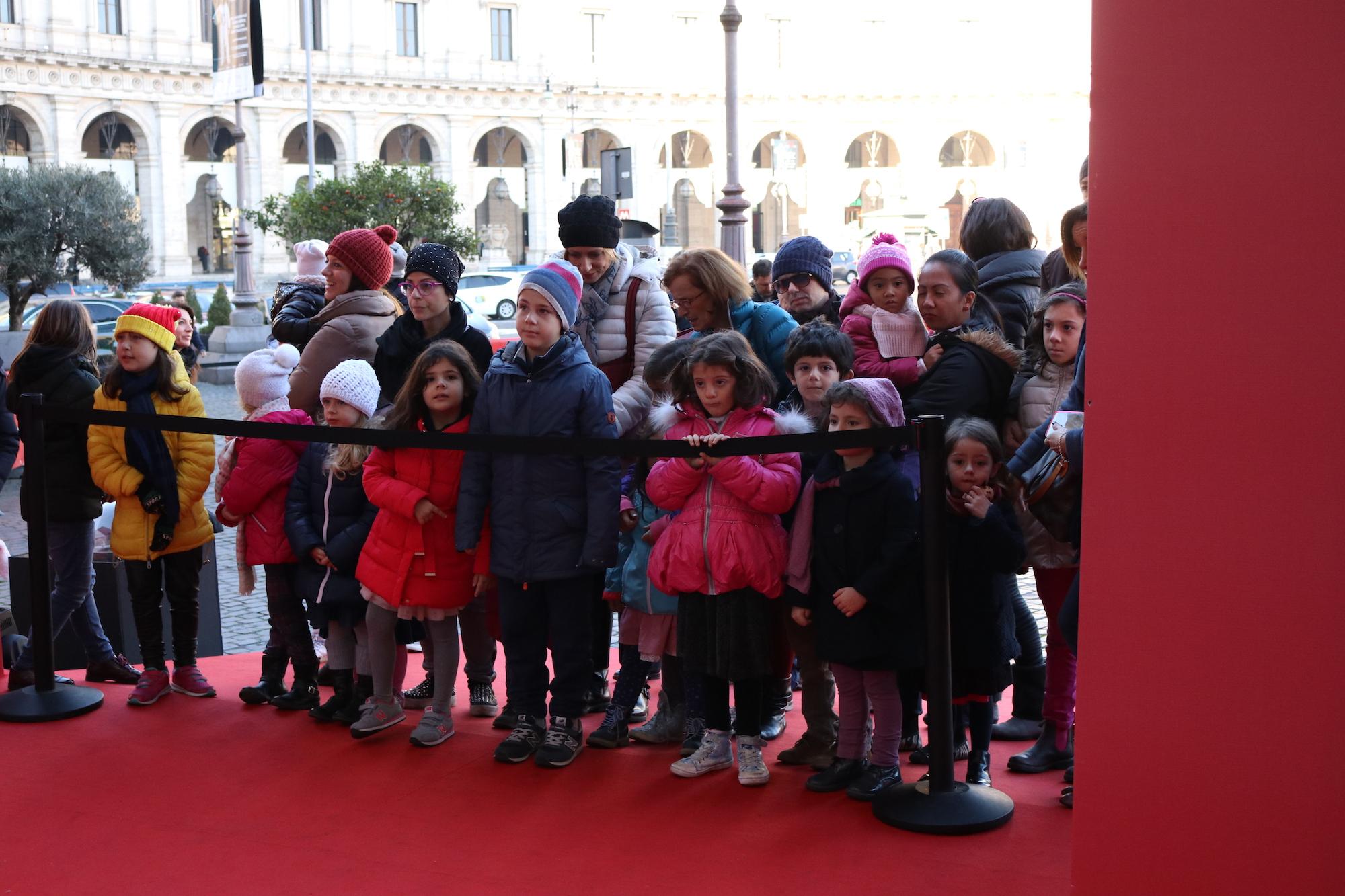 Roma Fiction Fest 2016: i bambini aspettano le Winx