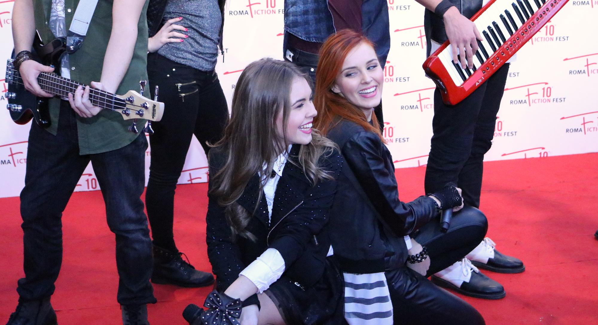 Roma Fiction Fest 2016: il cast di Maggie & Bianca Fashion Friends sul red carpet