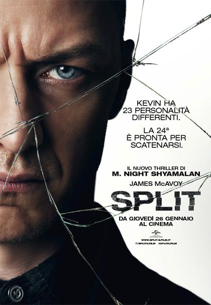 Locandina di Split