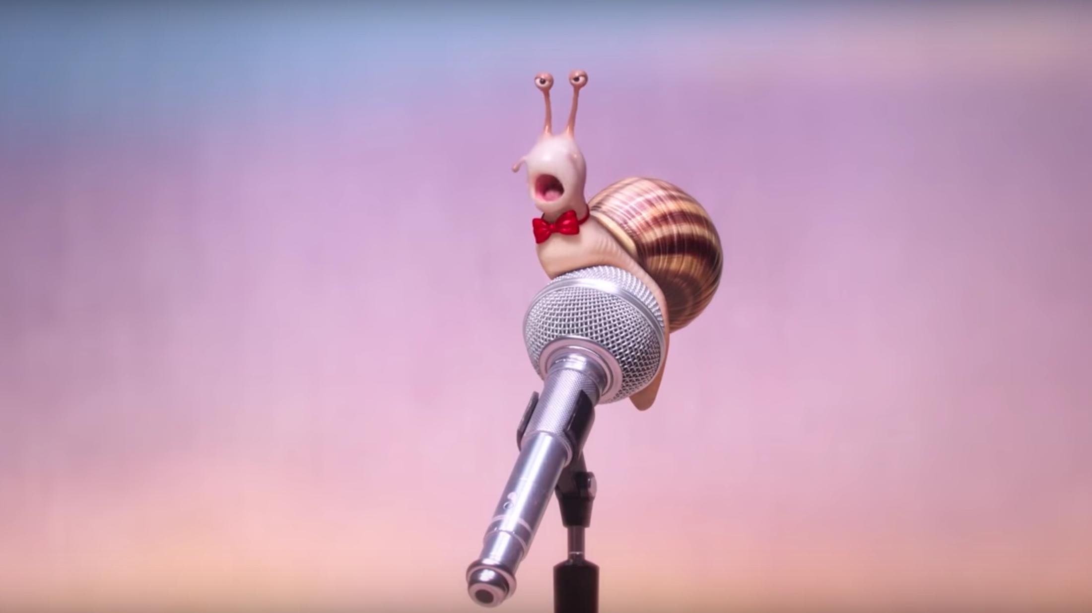 Sing: lumachina cantante