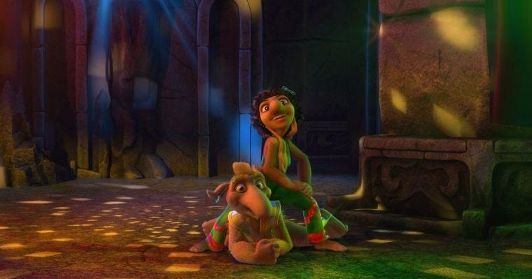 La Regina delle nevi 2: un'immagine del film d'animazione