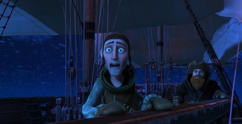 La Regina delle nevi 2: un'immagine del film animato