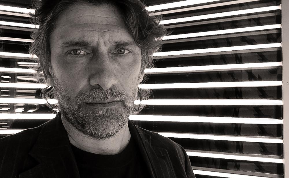 Segantini - Ritorno alla natura: il regista Francesco Fei in un'immagine promoazionale