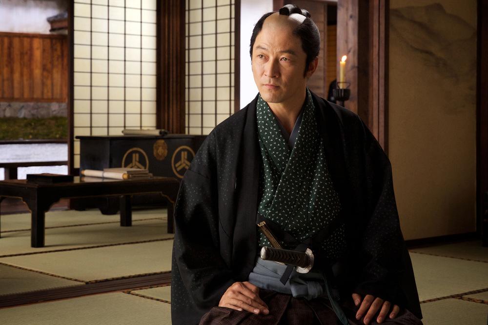 Silence: Tadanobu Asano in una scena del film