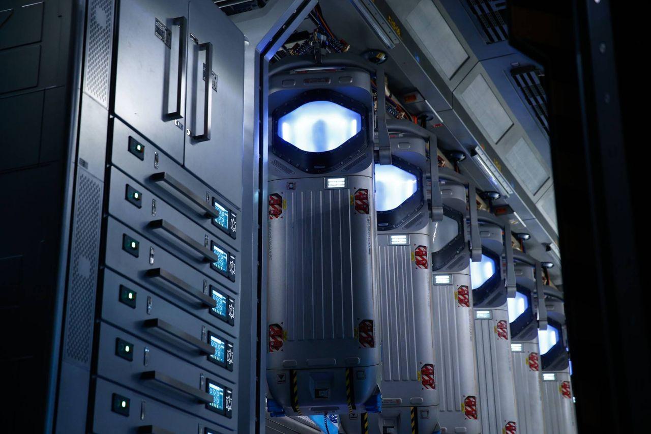 Alien: Covenant - Una foto del sequel