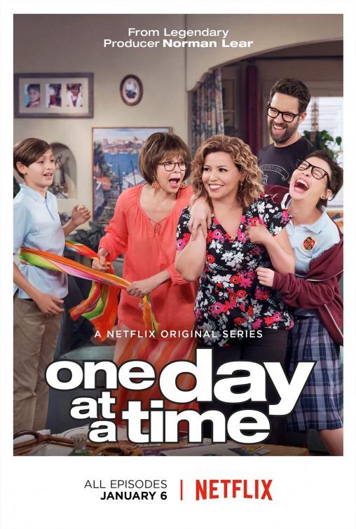 One Day at a Time: il poster della serie