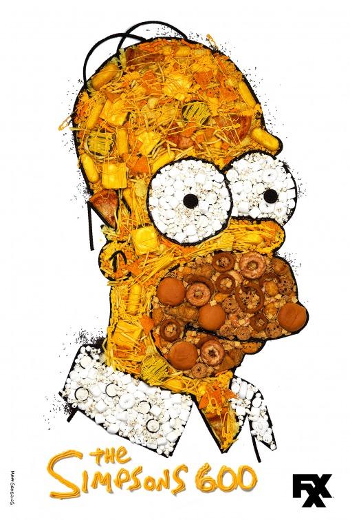 I Simpson: un'immagine promozionale per la serie animata