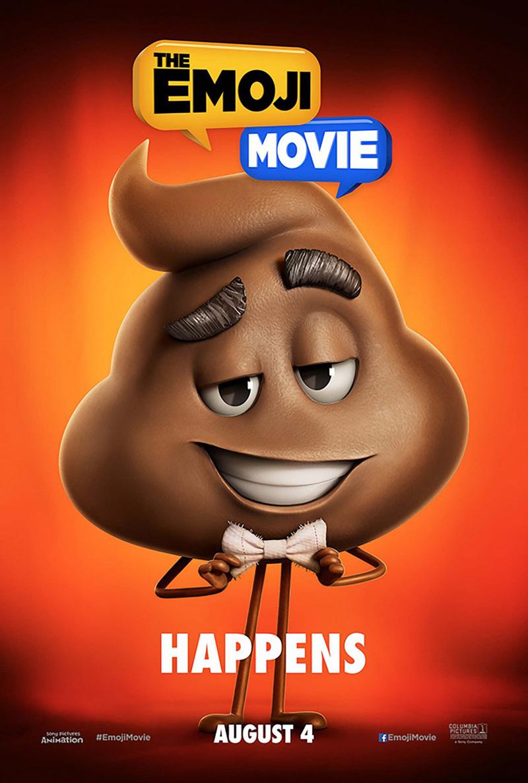 The Emoji Movie: il character poster di uno dei personaggi
