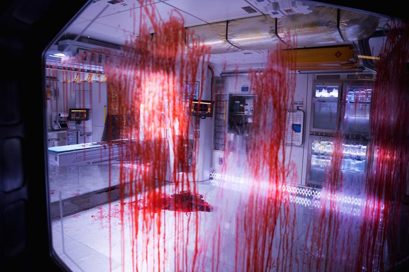 Alien: Covenant - Una sanguinosa foto del film