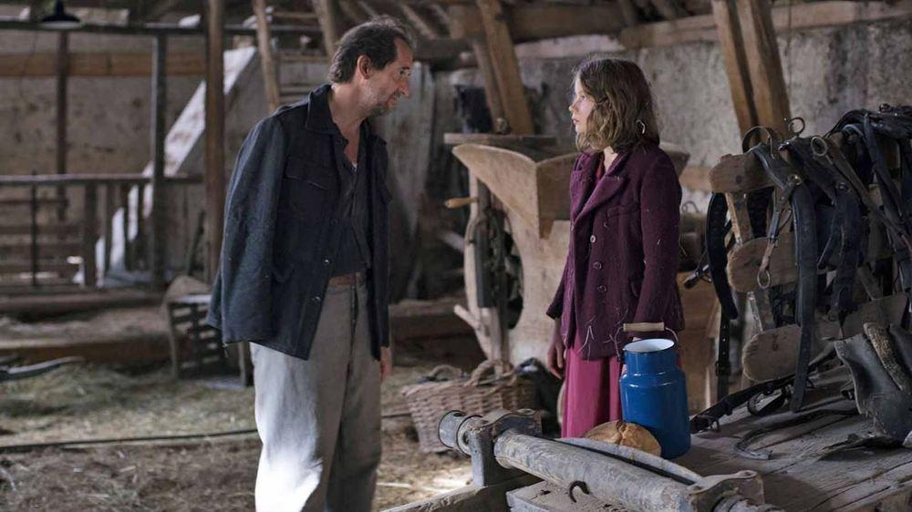 Il viaggio di Fanny: Léonie Souchaud e Stéphane de Groodt in una scena del film