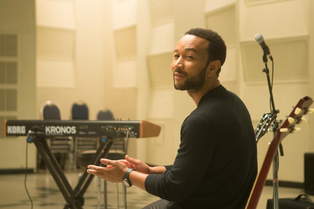 La La Land: John Legend in un momento del film