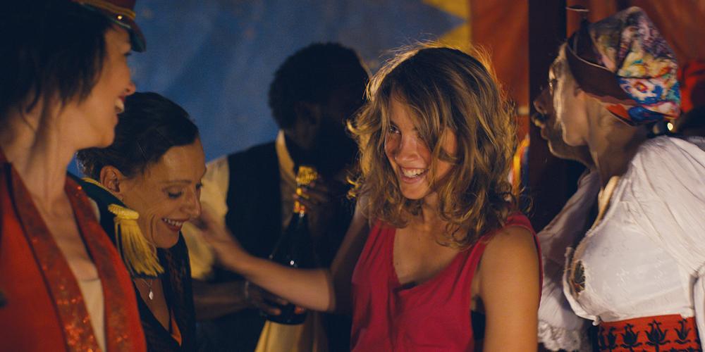 Les ogres: Adele Haenel in un'immagine del film