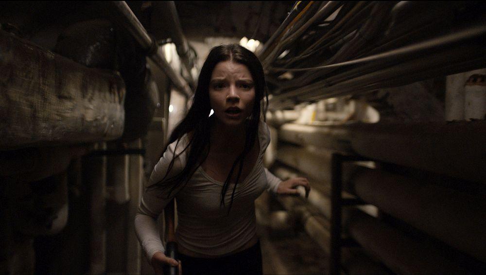 Split: Anya Taylor-Joy in una scena del film