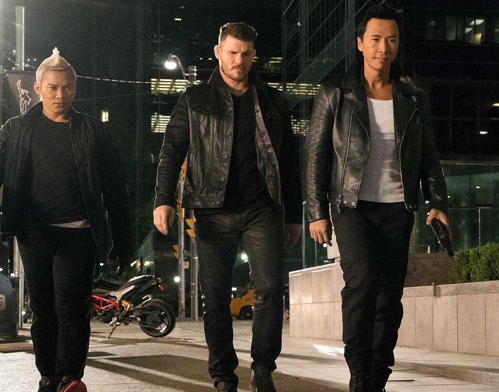 xXx - Il ritorno di Xander Cage: Donnie Yen, Tony Jaa e Michael Bisping in una scena del film