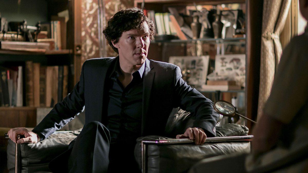Sherlock: il protagonista Benedict Cumberbatch in The Six Thatchers
