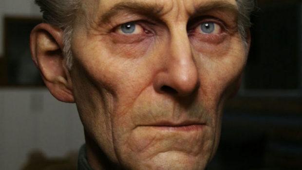 Peter Cushing in versione digitale in Rogue One