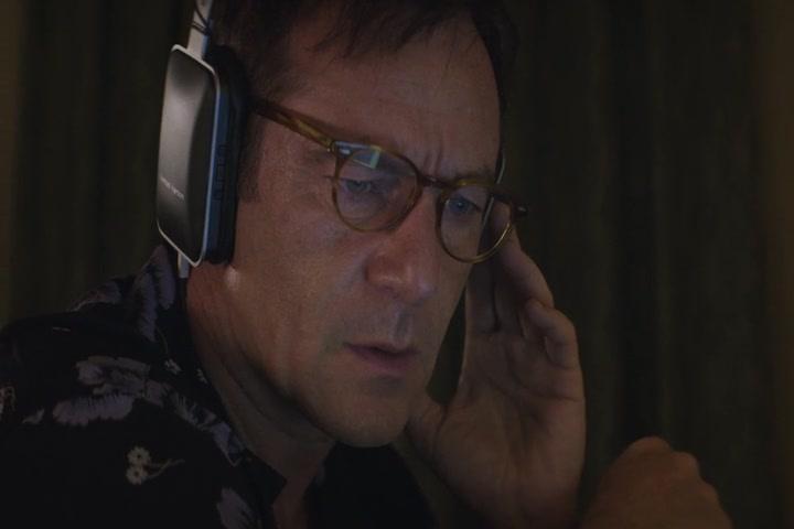 The OA: l'attore Jason Isaacs in una foto della serie