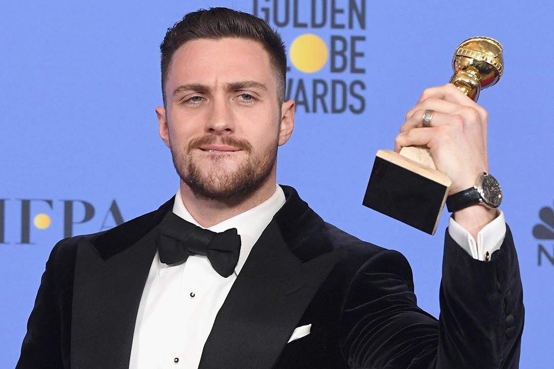 Golden Globes 2017: Aaron Taylor-Johnson