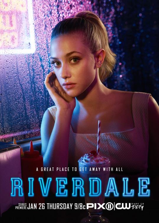 Riverdale: un character poster per Lili Reinhart