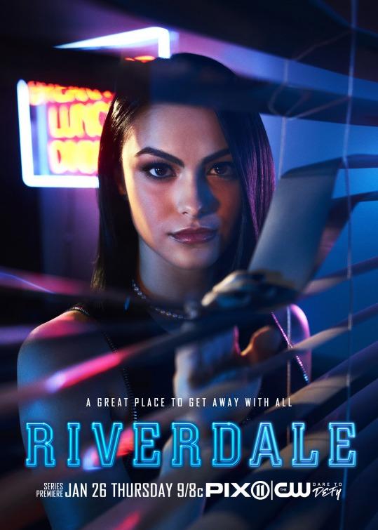 Riverdale: un character poster per Camila Mendes