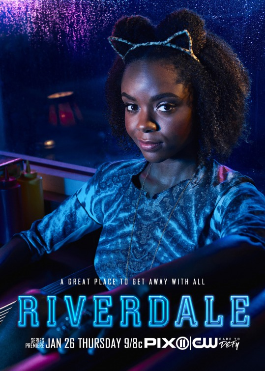 Riverdale: un character poster per Ashleigh Murray