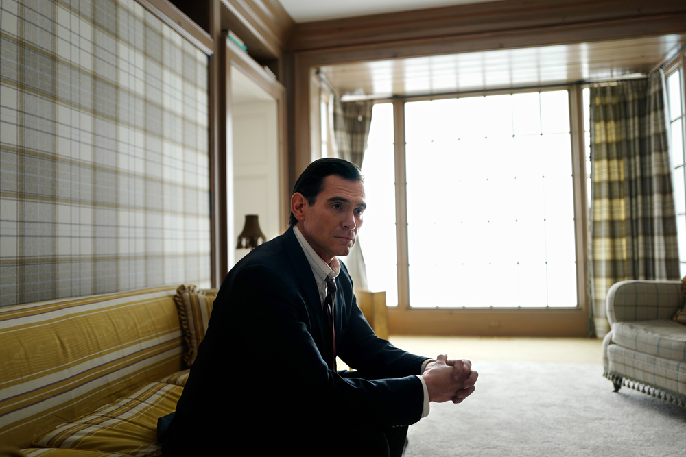 Jackie: Billy Crudup in una scena del film
