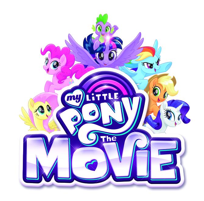 My Little Pony: il logo del film