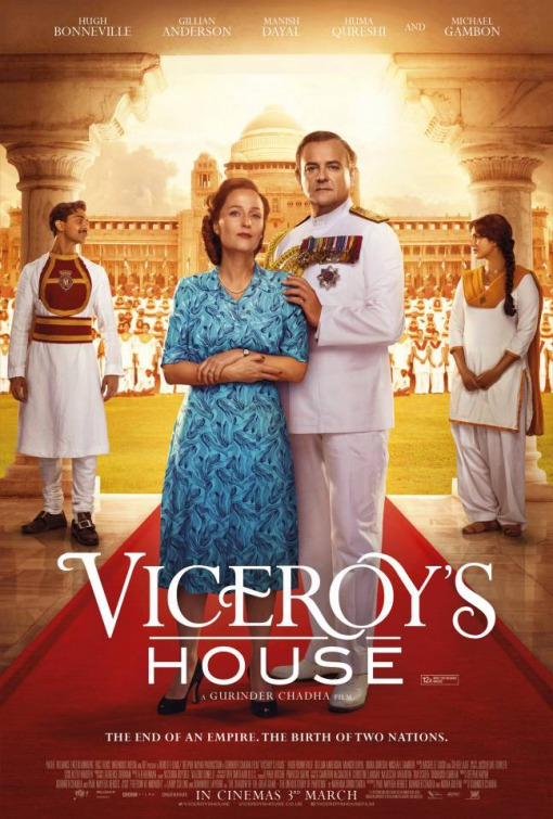 Viceroy's House: la locandina ufficiale inglese