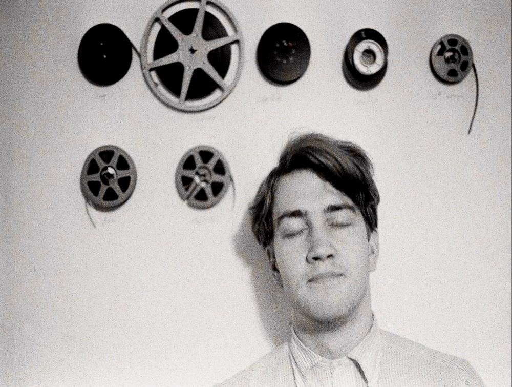 David Lynch: The Art Life - Lynch in una vecchia immagine di repertorio