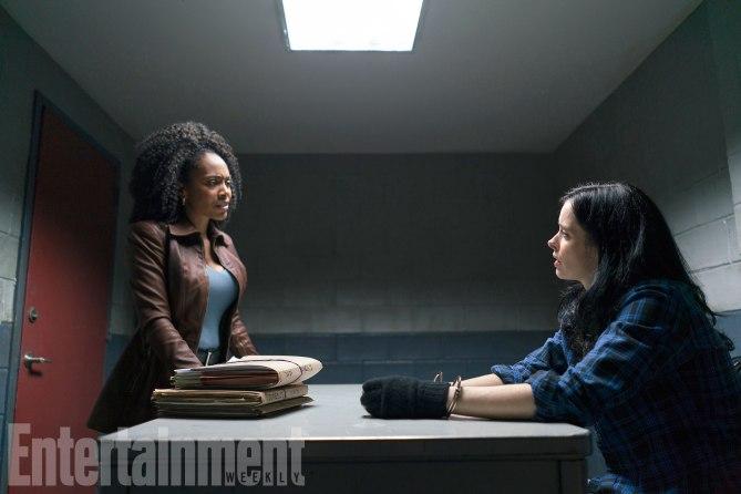 The Defenders: Krysten Ritter interpreta Jessica Jones