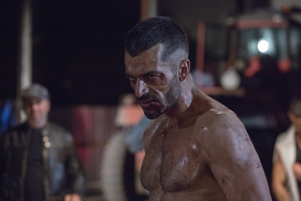 Il permesso - 48 ore fuori: Luca Argentero in un momento del film