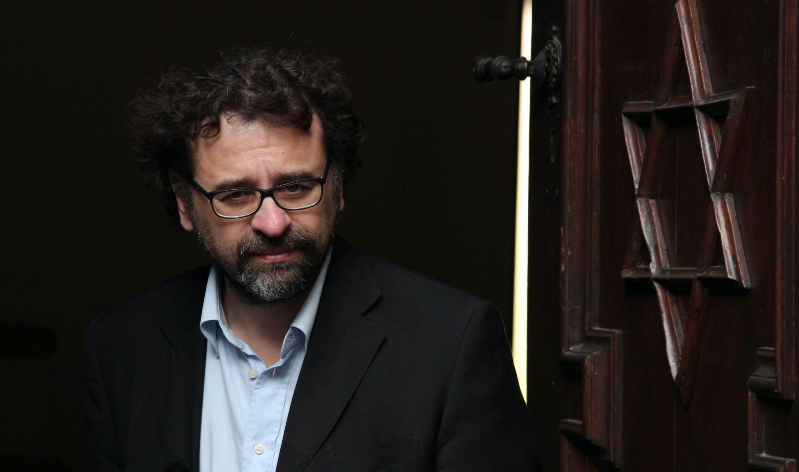 Maestro: Francesco Lotoro in un'immagine tratta dal documentario