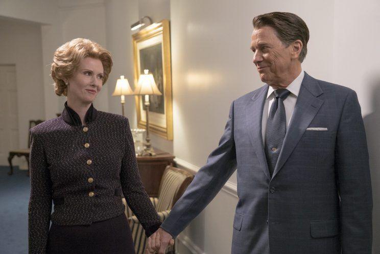Killing Reagan: i protagoniti Cynthia Nixon e Tim Matheson
