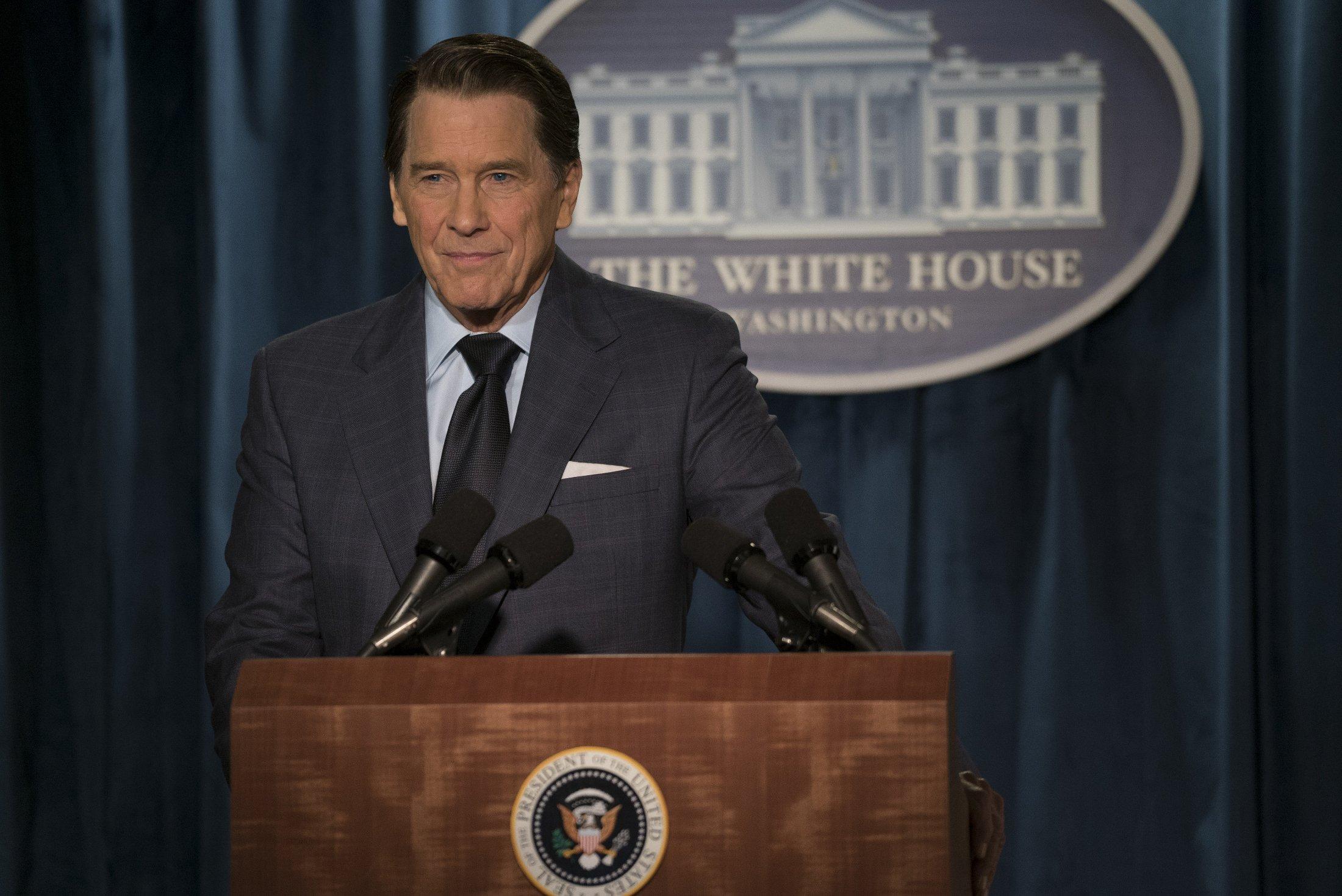 Killing Reagan: Tim Matheson nel film tv