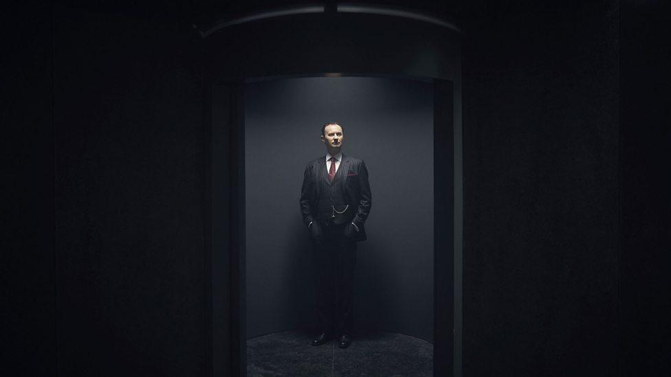 Sherlock: un'immagine di Mark Gatiss in The Final Problem