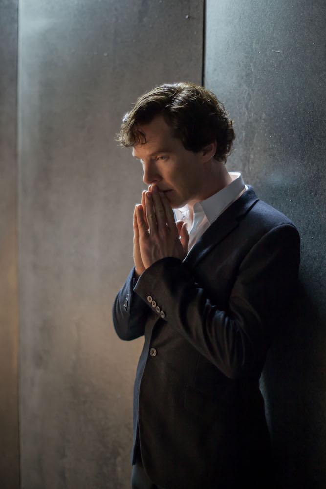 Sherlock: Benedict Cumberbatch in The Final Problem