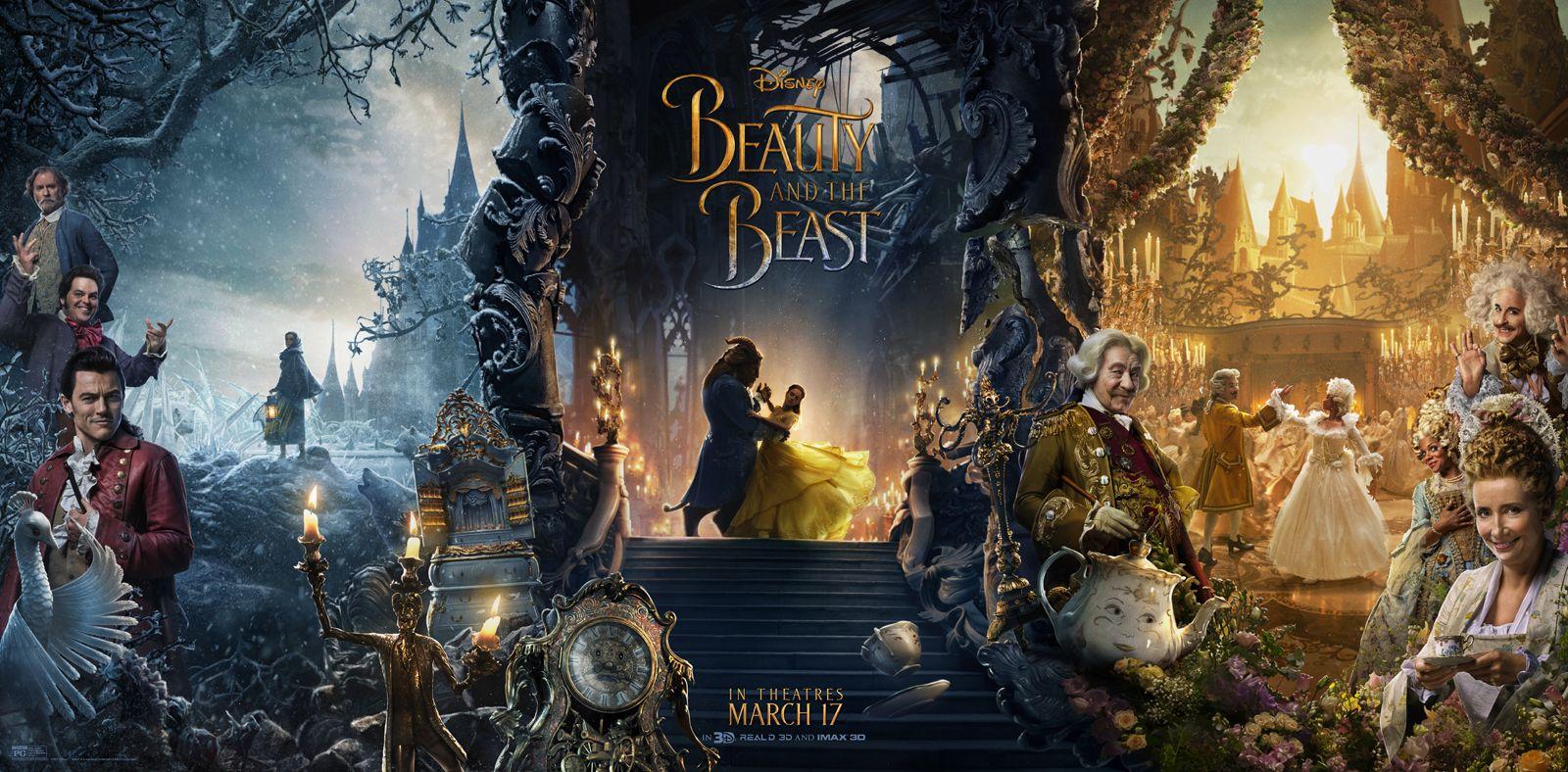 La Bella e la Bestia: un nuovo poster del film