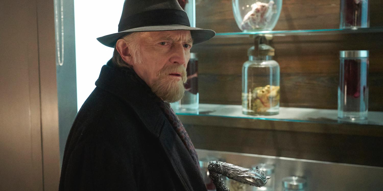 The Strain - David Bradley in una foto della terza stagione