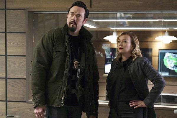 The Strain: Kevin Durand e Samantha Mathis nella terza stagione