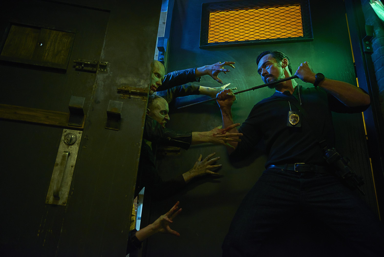 The Strain: Kevin Durand in una foto della serie