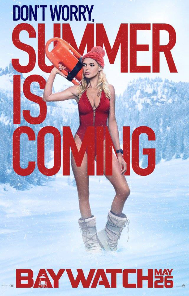 Baywatch: il character poster di Kelly Rohrbach