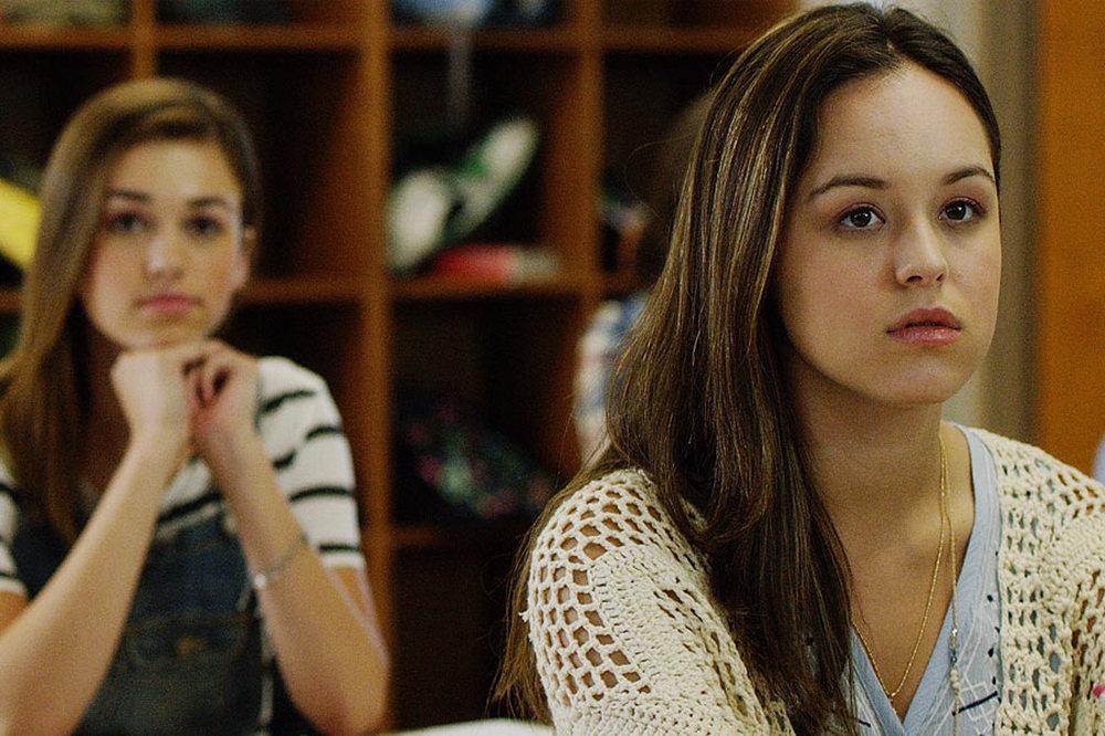 God's Not Dead 2: Hayley Orrantia in una scena del film