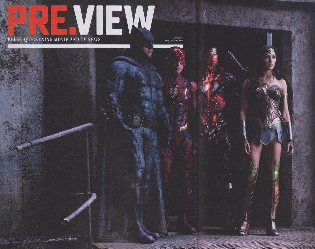 Justice League: una nuova foto dei protagonisti
