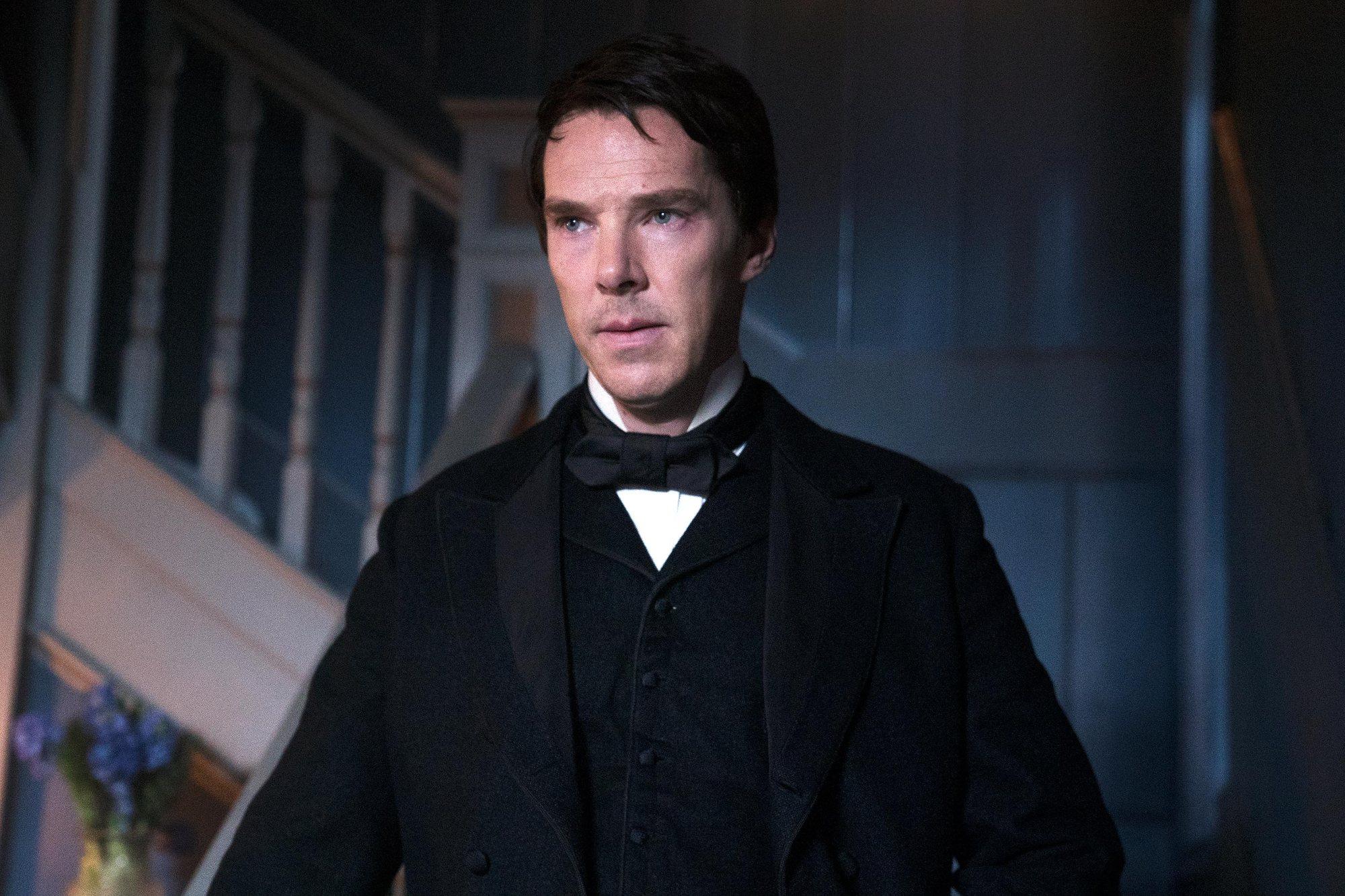 The Current War: la prima foto di Benedict Cumberbatch nei panni di Thomas Edison