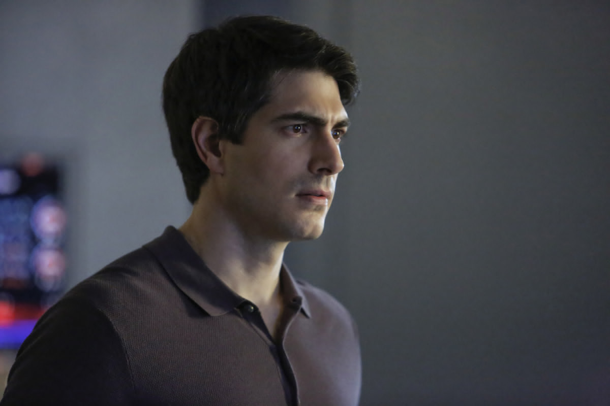 Legends of Tomorrow: l'attore Brandon Routh in Raiders of the Lost Art