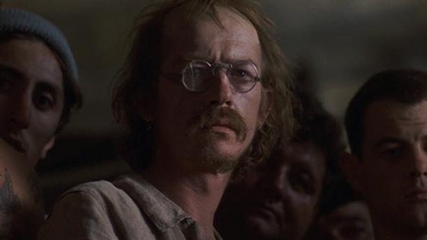 Fuga di mezzanotte: John Hurt