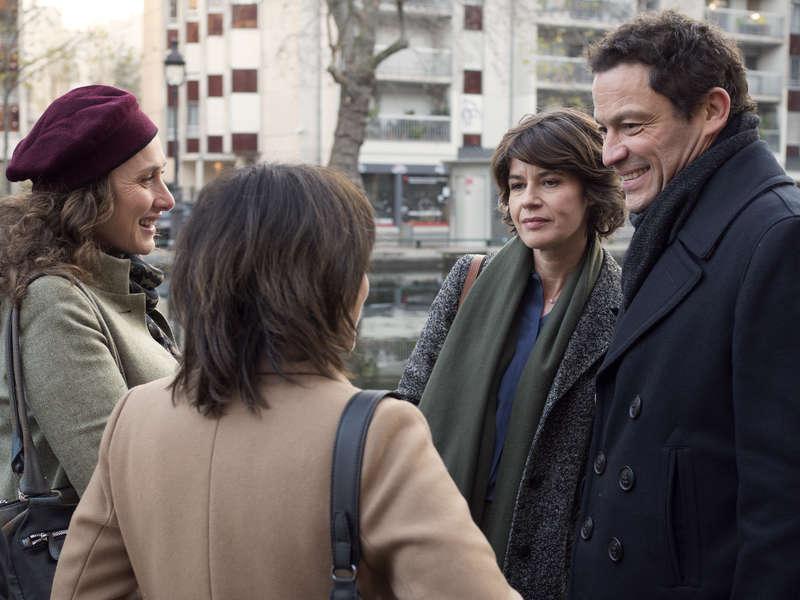 The Affair: una foto del season finale con Irène Jacob e Dominic West