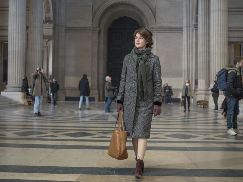 The Affair: una foto dell'attrice Irène Jacob
