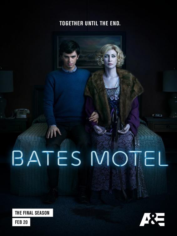 Bates Motel: un poster per la quinta stagione